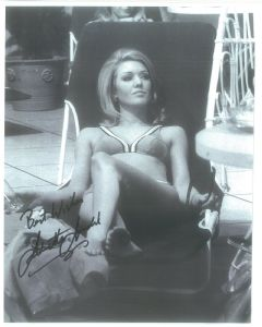 Annette Andre (Randall & Hopkirk - Deceased) - Genuine Signed Autograph 10058